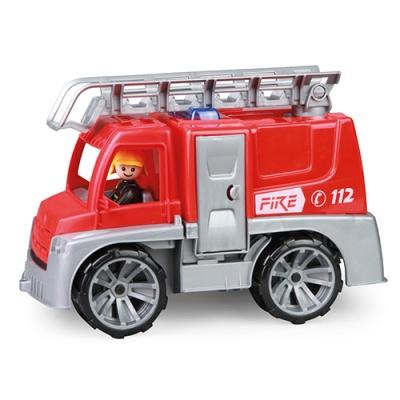 TRUXX Firebrigade with ladder / 소방차 불자동차