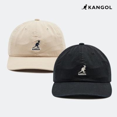 캉골 K5165HT 워시드 베이스볼 볼캡 모자