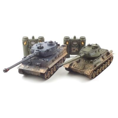 2.4GHz 1/28 T-90 vs M1A2 배틀탱크 RC