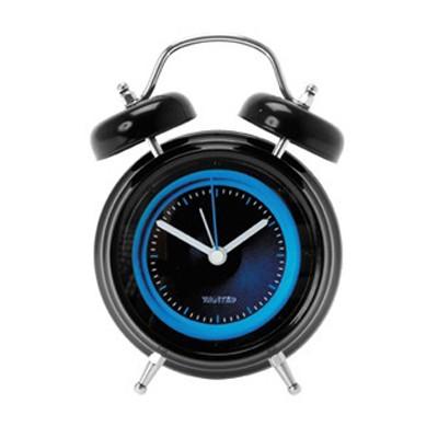 스피커 알람시계 - 블루