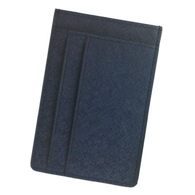 카드 지갑 AS 502 네이비 (이노웍스)