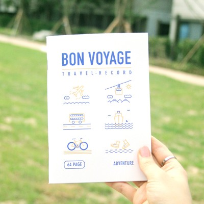 TRAVEL RECORD - BON VOYAGE (여행플래너)