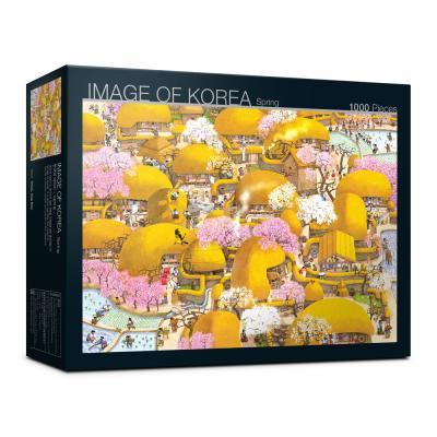 1000피스 고향의 봄 직소퍼즐 IOK-001M