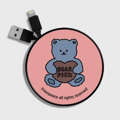 Bear pick-pink(스마트릴)