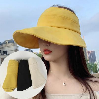 린버린 여성 자외선 햇빛차단 썬캡 모자