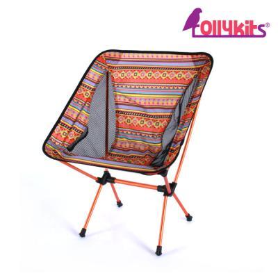 롤리키드 초경량 휴대용 캠핑 의자 RC1LCO