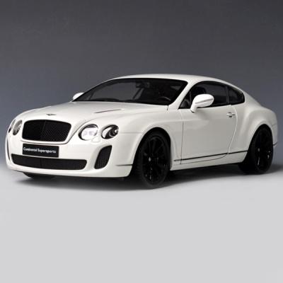 [웰리]1:18 벤틀리 슈퍼스포츠-(18038) 모형자동차
