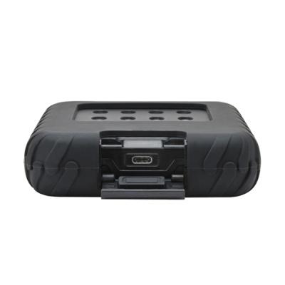 위즈플랫 방수 방진 외장하드 G-BOX FHD-1127U31 2TB HDD (IP65 / USB 3.1 / 충격방지 가이드)