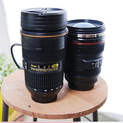 선물용으로 좋은 아이디어 상품 카메라 텀블러