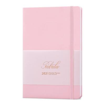 네뷸라 2021 위클리 플래너(핑크)Orchid Pink