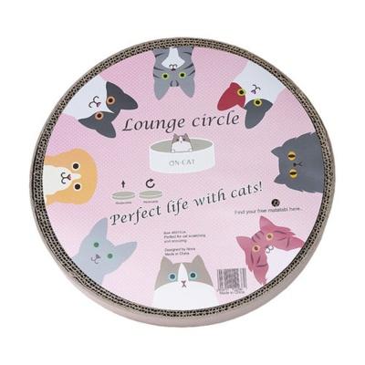 라운지써클 리필 스크래쳐 고양이 캣닢 놀이터