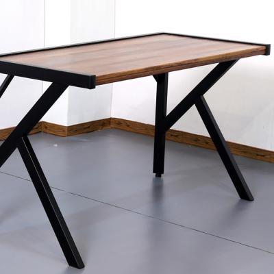 심플라인 멀바우 원목 테이블 1800