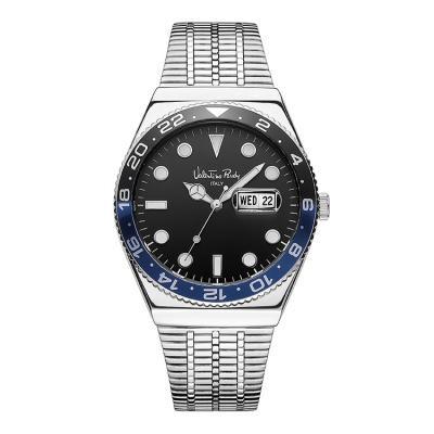 발렌티노루디 VR6552B-BKBL 남자시계 메탈시계