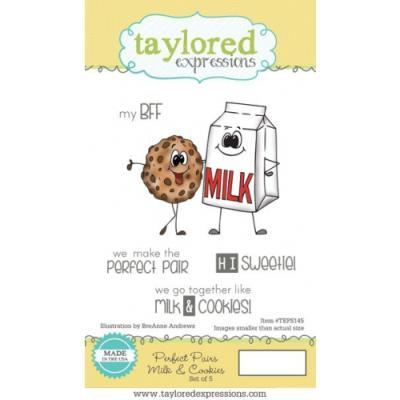 테일러드 스탬프 perfect pairs-milk&cookie