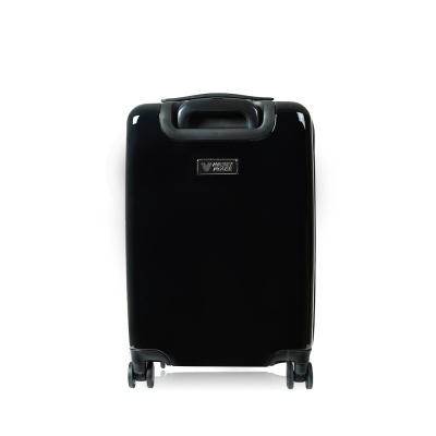 [디즈니]큐브 캐리어 블랙 20형/기내용/여행용