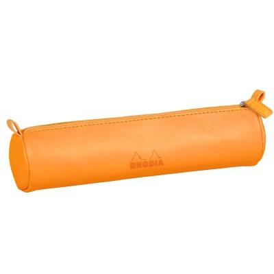 [로디아]로디아라마 원형 펜슬케이스 오렌지