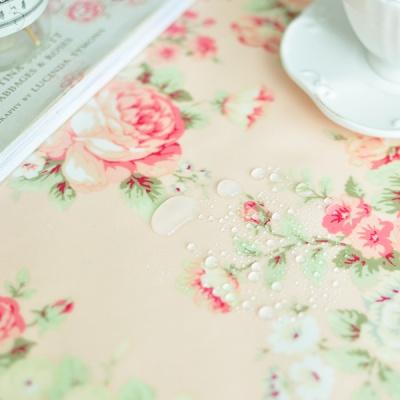 스칼렛 방수식탁보(핑크 2인~10인용)
