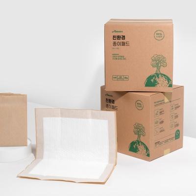 [아몬스] 친환경 논슬립  종이패드 50매