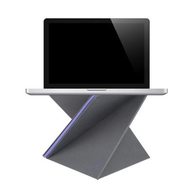 LEVIT8 휴대용 접이식 노트북 스탠딩 거치대