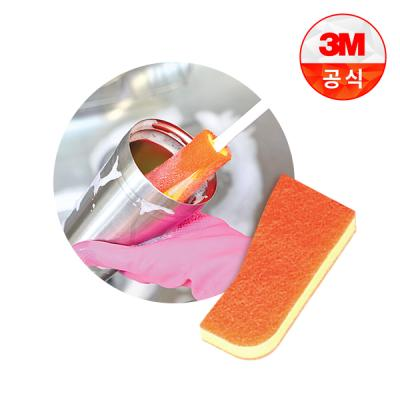 [3M]보틀 수세미용 리필(1입)_스테인레스용