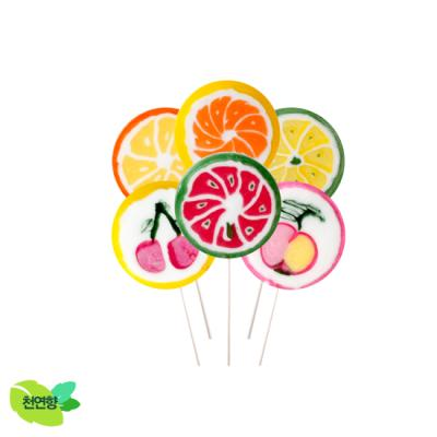 과일모양롤리팝5종세트