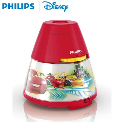 필립스 디즈니 프로젝터 카[71769/32] [프로젝터+무드등 기능/휴대등 기능/취침등/아이방]