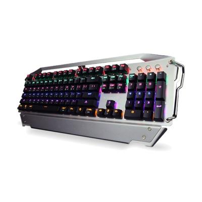 한성컴퓨터 GTune 일체형 게이밍 기계식키보드 GF1 BOSSMONSTER KLv.72 (게이트론클리어 스위치 / 레인보우 백라이트 / 청축,적축,갈축,흑축)