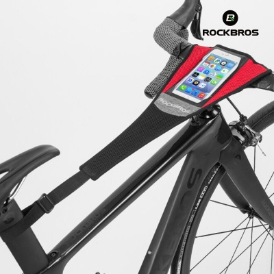 락브로스 자전거 스웨트가드 실내로라 땀받이 D23-2BR