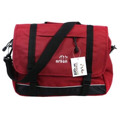 [알슨] North Cross Bag AB-0914 (Burgundy)