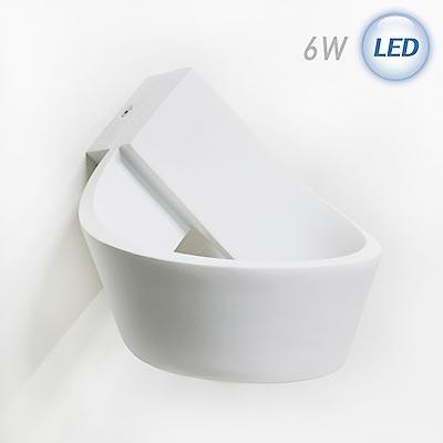 LED 리본 벽등 6W (화이트)