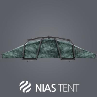 [HEIMPLANET] 하임플래닛 니아스 카이로카모 에어빔 텐트 4~6인용 / 펌프별도구매