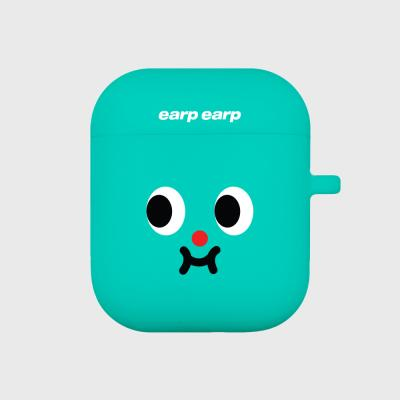 Cute expression-mint(Air Pods)