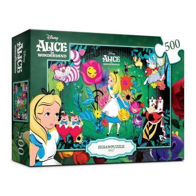 디즈니 이상한 나라의 앨리스 직소퍼즐(500피스/D517)