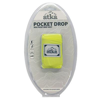 ATKA Pocket Drop 포켓용 돗자리(Small)
