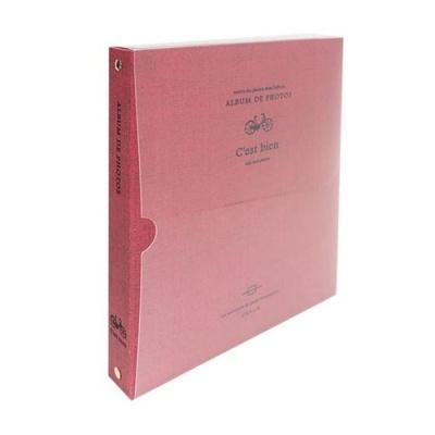 [드림산업] 쎄비엥접착앨범30매 빨강 [권1] 330703
