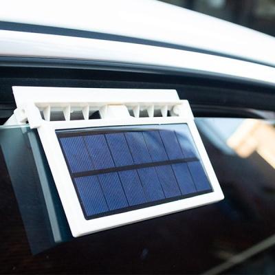 차량용 환풍기 화물차 트럭 태양열 오토 쿨러팬