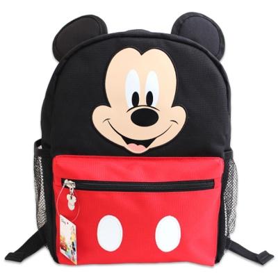 디즈니 유아동 어린이 미키얼굴 여행소풍 책가방 백팩