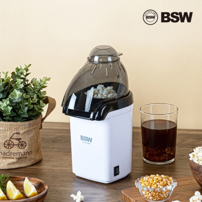 BSW 가정용 팝콘기계 팝콘메이커 BS-2112-PM