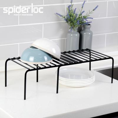 [스파이더락] 접시정리대 확장형(블랙)