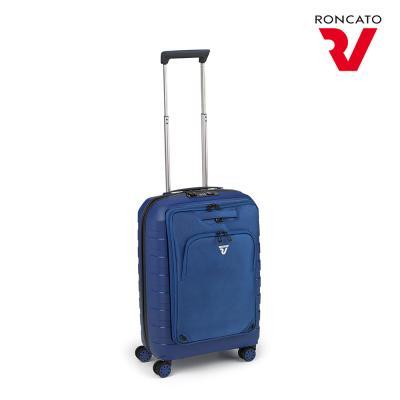 론카토 기내용 캐리어 D-BOX 소형 네이비 55530183
