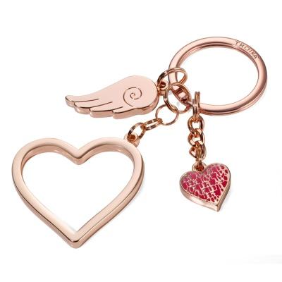 LOVE IS IN THE AIR 참키홀더 로즈골드 (KR17-01/RG)