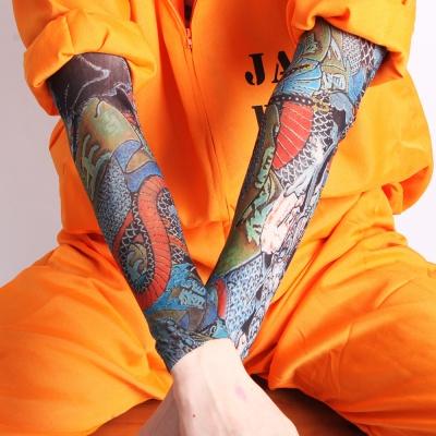 타투(문신) 팔 토시- H. 이레즈미