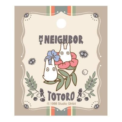 [이웃집 토토로] 레트로 핀뱃지(소토토로)