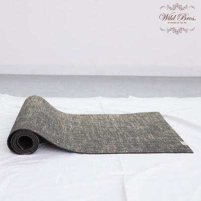 와일드브로스 친환경 황마 요가매트 5mm