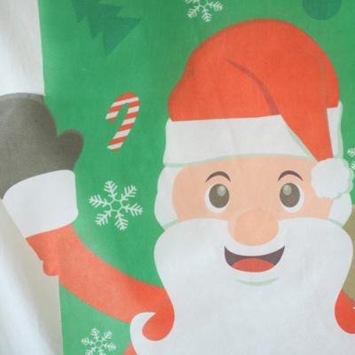 크리스마스 입체현수막 (산타)