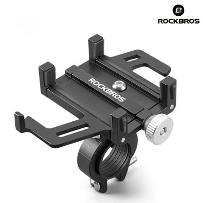 락브로스 자전거 스마트폰 거치대 알루미늄 699-BK