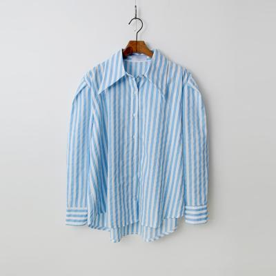 Stripe Puff Shirts