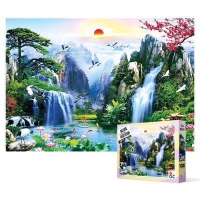 1000피스 직소퍼즐 - 산천초목