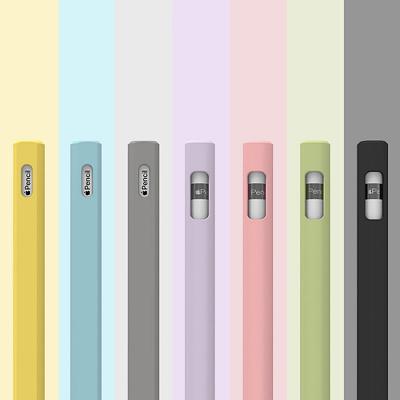SP019 애플펜슬 1세대 컬러풀 실리콘 펜슬 커버