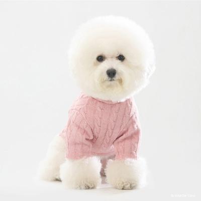 터틀넥 스웨터